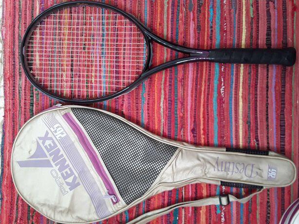Raquete ténis Pro Kennex Destiny 265 com saco