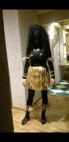 Kostium Murzynka