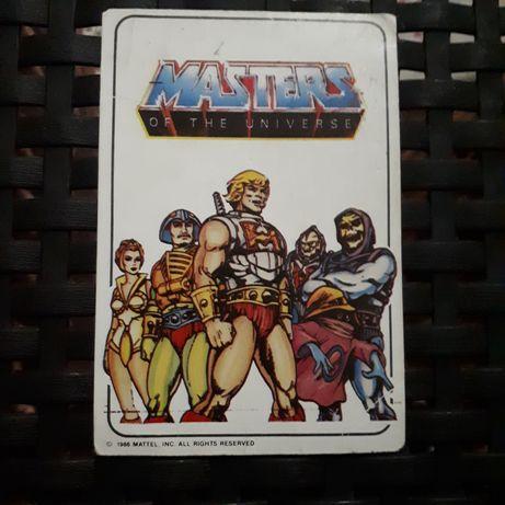 He-man Marvel | Masters of the Universe | Calendários 86
