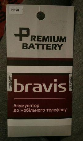 Аккумулятор литий-ионный Bravis Nova