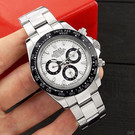 Zegarek Rolex Cosmograph Daytona AAA Silver-Black-White-Black