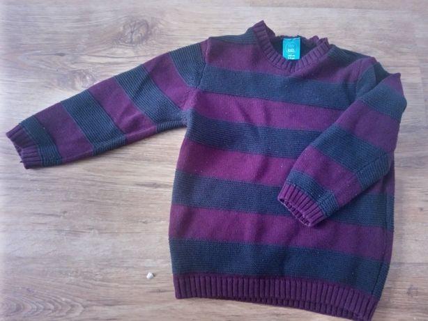 Sweterek chłopięcy 104
