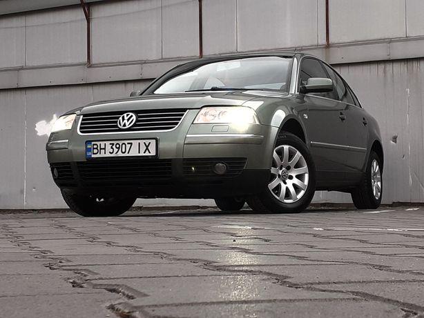 Volkswagen Passat 2002г 1.8Т газ/бензин