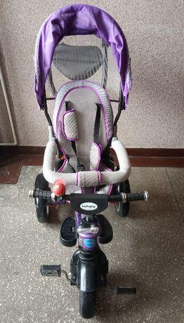 Rowerek trójkołowy Kinderplay