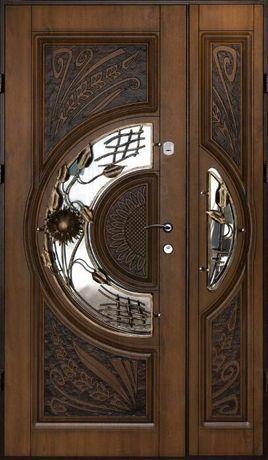 Двері вхідні броньвані гуртовий склад