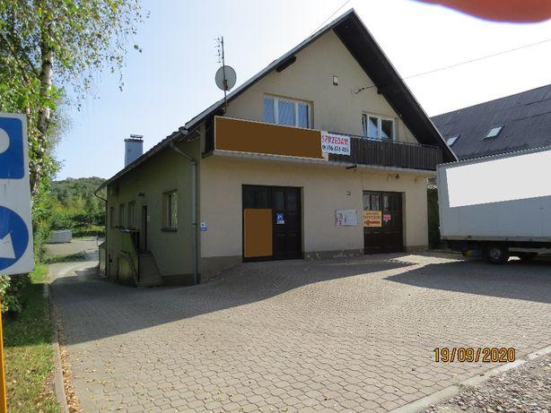 Budynek Usługowo -mieszkalny + działka