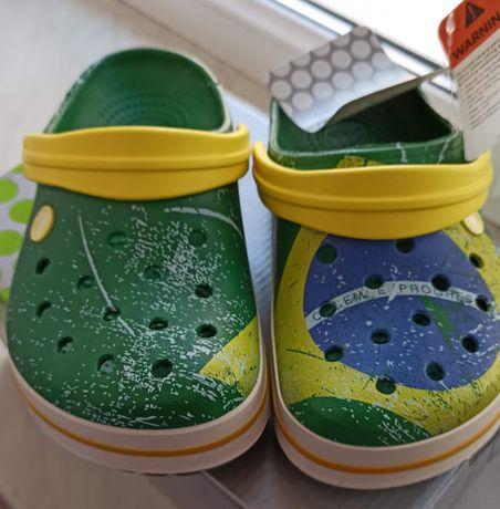 Crocs (крокс) brazil, m4w6