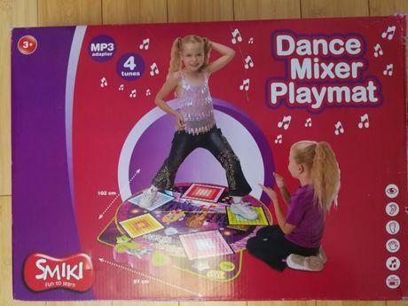 Dance mixer playmat Smiki - muzyczna taneczna mata do tańca