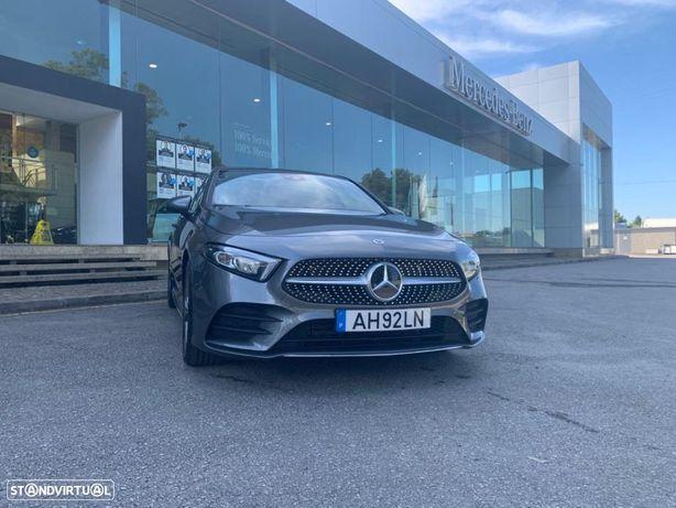 Mercedes-Benz A 180 d AMG Line Aut.