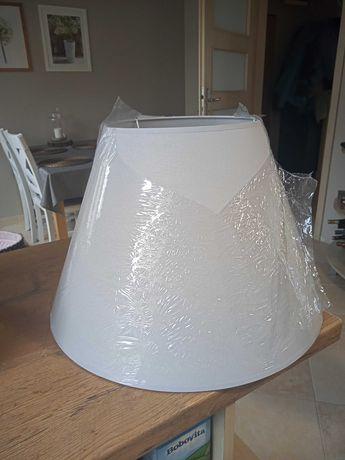Nowy duży abażur, klosz do lampy stojącej