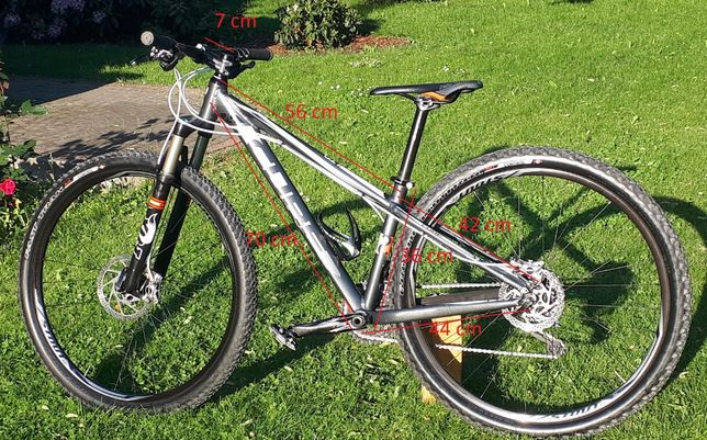 """Rower CUBE LTD Series 29 Cross Country DEORE XT rozm. S 15"""""""