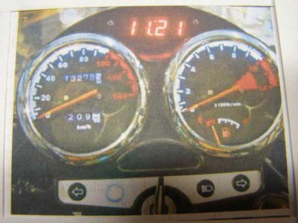 Годинник для мотоцикла