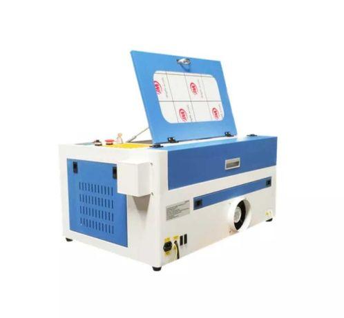 Лазерный станок гравёр СО2 40*30 50 вт