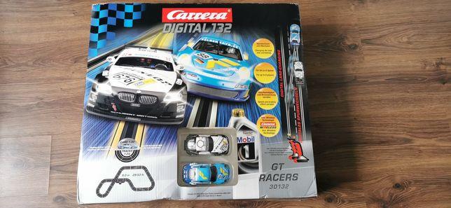 Tor wyścigowy carrera digital 132 gt racers 30132 samochody negocjacje
