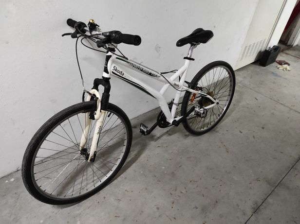 Bicicleta Skoda world tour