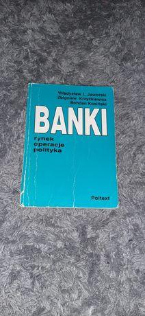Banki polityka rynek operacje