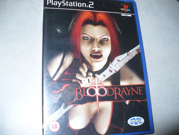 Na Ps2,,BloodRayne''