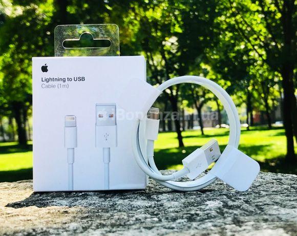 lightning ОРИГИНАЛ  usb кабель шнур iPhone 5s 6 7 8 юсб 5 6s лайтинг