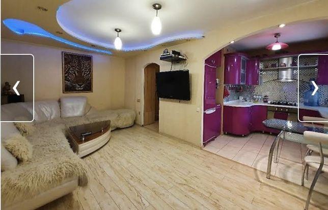 Сдам 2-к квартиру на Гагарина. Евроремонт, мебель, техника.