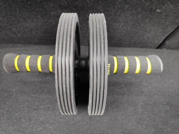 Koło do ćwiczeń AB Wheel Domyos Decathlon