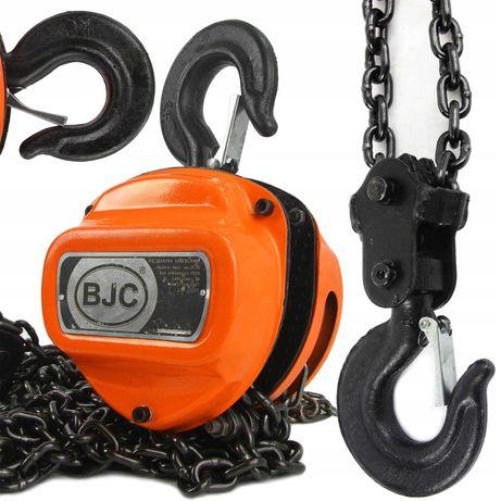 Wyciągarka wciągarka łańcuchowa 1Tmarki BJC