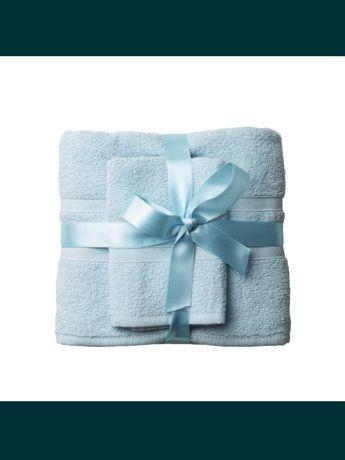 Zestaw ręczników Ocean Oriflame niebieskie
