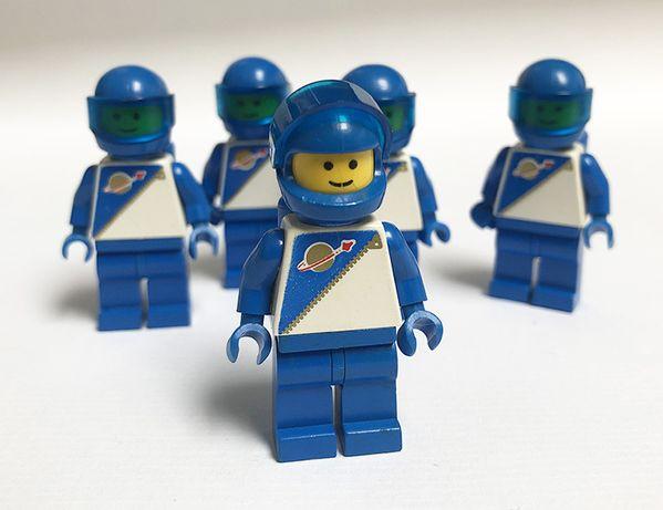 LEGO Figurka Space Futuron sp014, niebieski