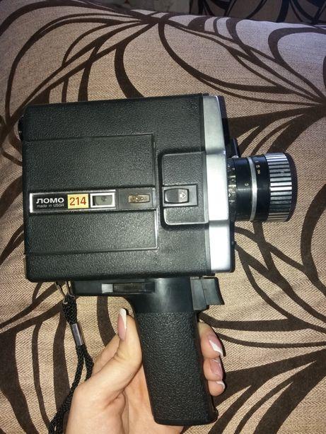Кинокамера ЛОМО 214 м супер 8