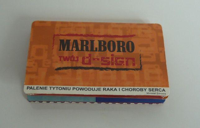Zapałki Marlboro
