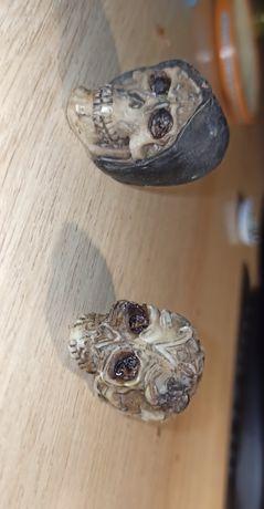 Ozdobne czaszki do terrarium