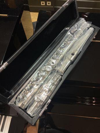Flauta transversal profissional Miyazawa 201 RE Nova