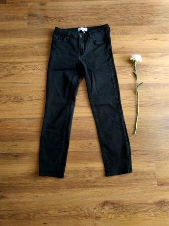 Czarne spodnie Mango S/36