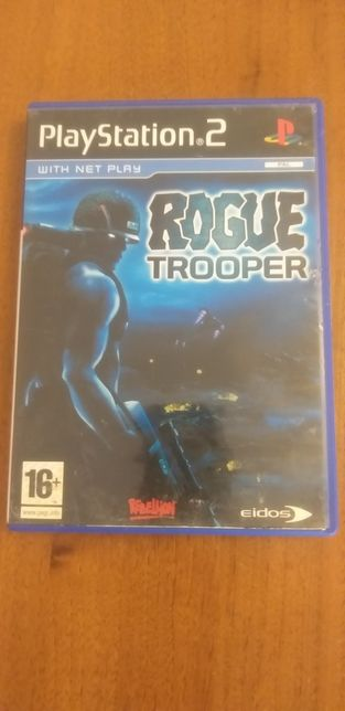 Gra na konsolę ps2  Rogue Trooper