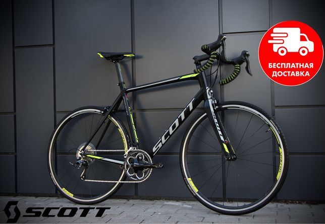 Шоссейный велосипед Scott Speedster 10 specialized cube trek canyon gt