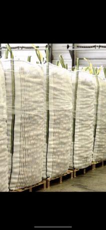 Worki big bag bagi begi 96x96x162 WENTYLOWANY bigbag na Warzywa