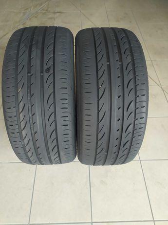 Opony letnie Pirelli Pzero 245/40/18 6,2mm