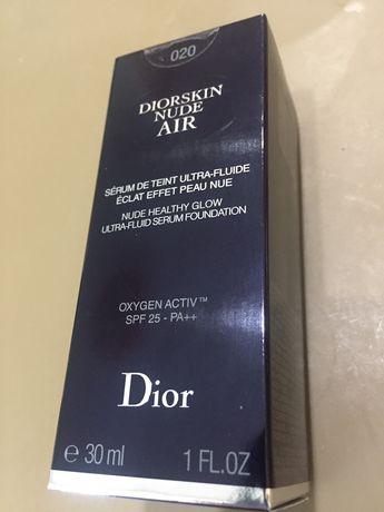 Крем тональный DiorSkin Nude Air