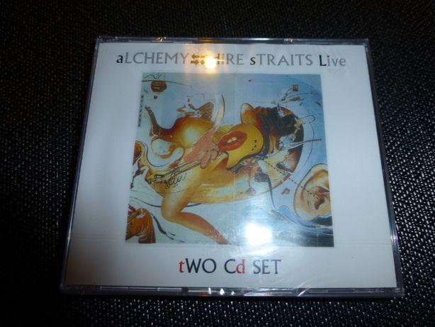 Dire Straits: Alchemy - Dire Straits Live - 1&2 [2CD] folia