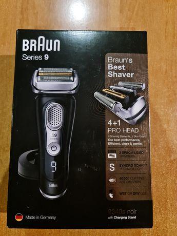 Braun 9340s noir nowa