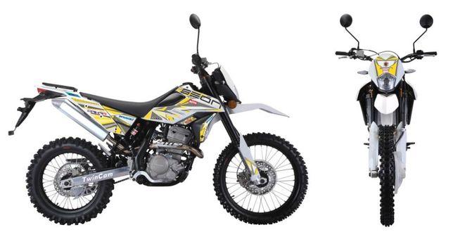 GEON Dakar 250 TwinCam Enduro 2020 от официального дилера
