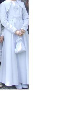 Sukienka komunijna Piękna, stan idealny, Komunia