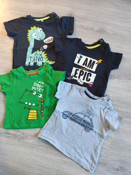 Koszulki 74 dla chłopca