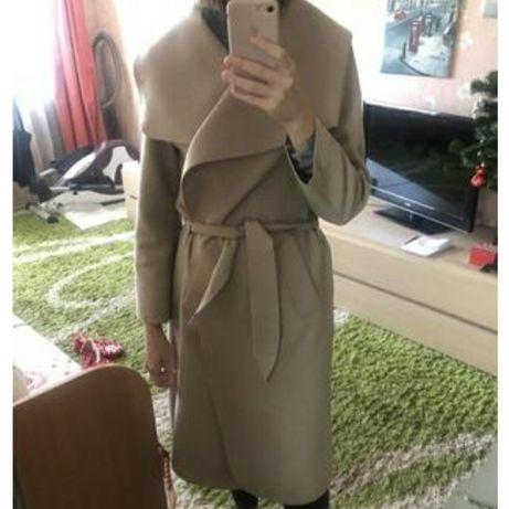 Пальто на запах демисезон