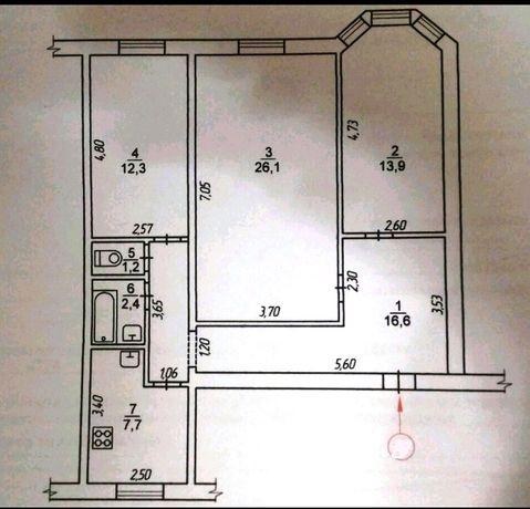 Продам квартиру в г. Покров (Орджоникидзе)