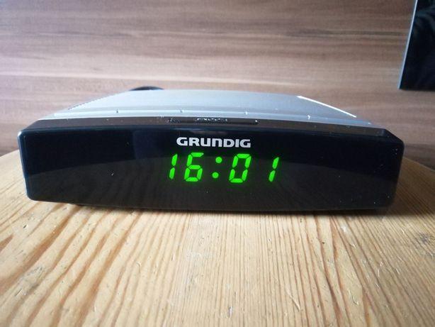Radio do kuchni radiobudzik małe radyjko z zegarem radyjko kuchenne