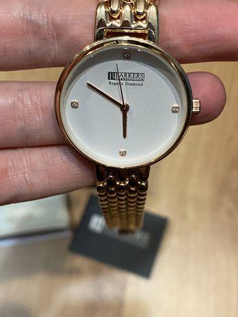 Złoty zegarek Barkers of Kensington Regatta Diamond