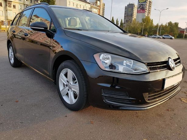 Прокат, аренда авто Volkswagen Golf Variant в Одессе