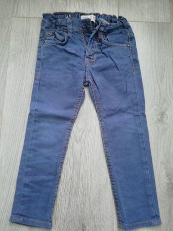 ZARA Spodnie chłopięce 98