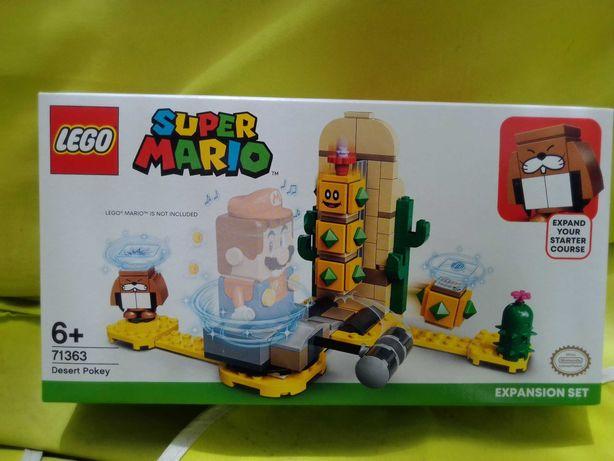 Lego Super Mario 71363 Set de Expansão Catubola do Deserto