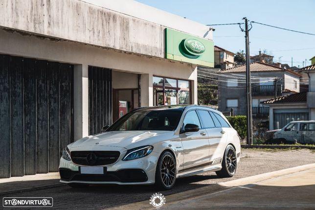 Mercedes-Benz C 63 AMG S
